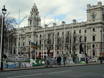 Londres - HM Treasury