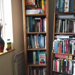 Academic Bookshelf – Bookshelves Abound = #Shelfie 05