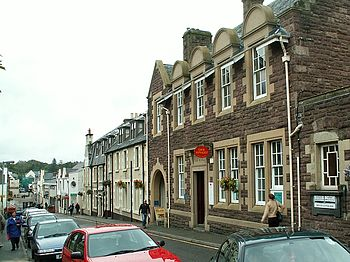 English: Stornoway Post Office The Post Office...