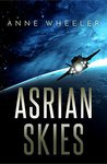 Asrian Skies by Anne Wheeler [Book Review]