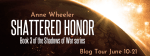 Shattered Honor by Anne Wheeler [Book Review]