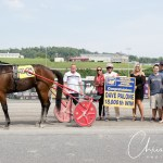 Palone records career win #18,000