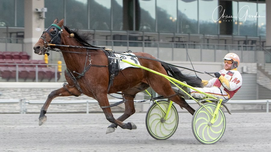 Merriman named Driver of the Year