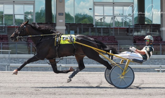 Burke, Gingras sweep Currier & Ives events