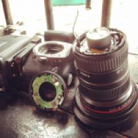 Broken Lens-Harold Sellers
