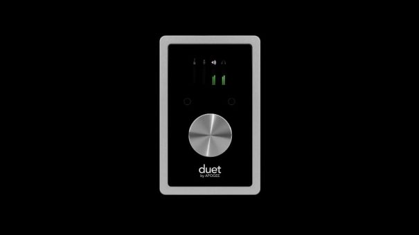Apogee Duet Control Surface