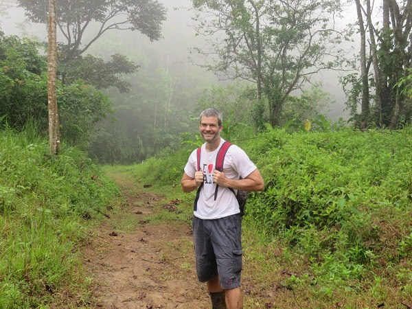 Ryan Biddulph, Blogging From Paradise in Buena Vista, Costa Rica