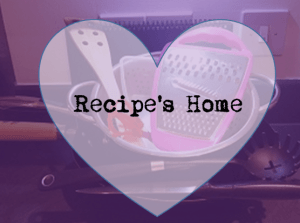 Recipes Home