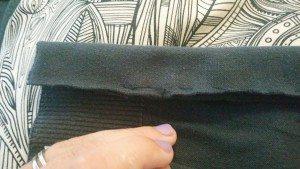 Stitching example