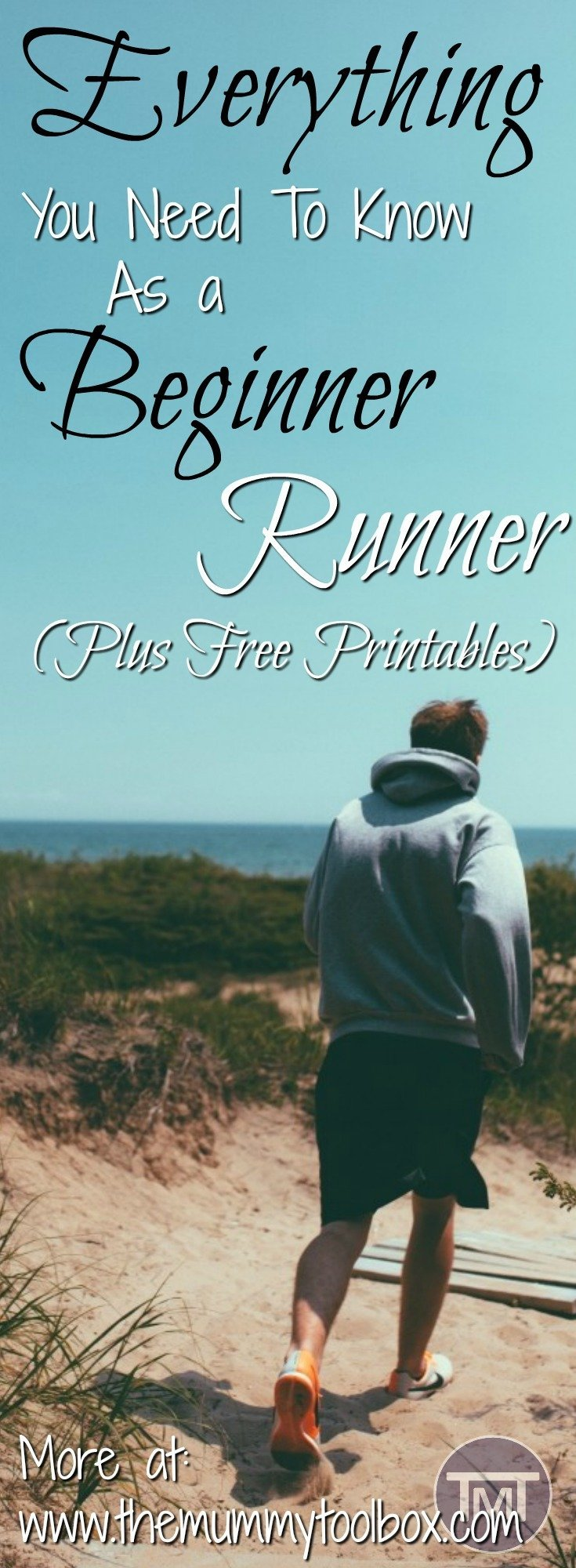 Training tips, equipment and how to use it, motivation, how to enjoy running, pro's and con's of music and everything else in between for a complete roundup of everything you need to know as a beginner runner. Plus there's some free printables too! #freeprintables #running #runners #runchat #run