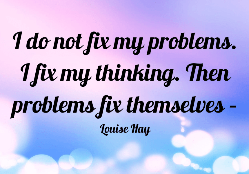 louisehay fixmyproblems