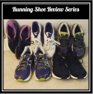 running shoe review series