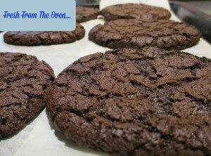 Fresh From The Oven, Midnight cookies - Easy, homemade and delicious