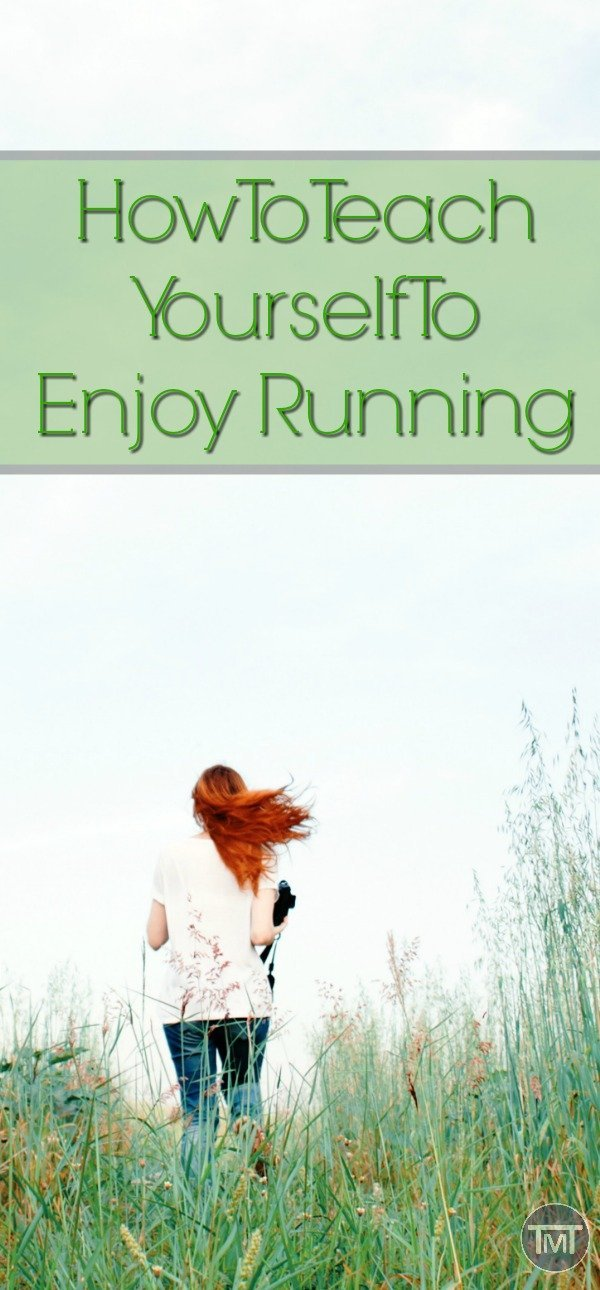 Looking at how you can make running more enjoyable and ways you can teach yourself to enjoy running. #runchat #runners #running #run #runner