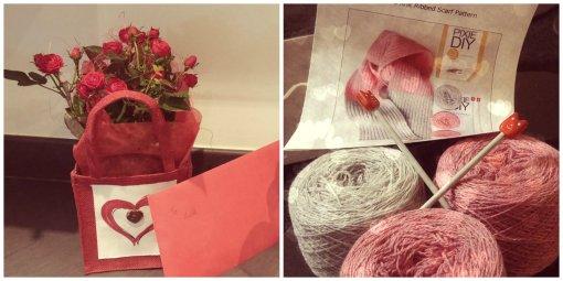 My Valentine's presents