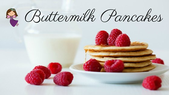 Buttermilk Pancakes - The most clicked image from #YumTum 4
