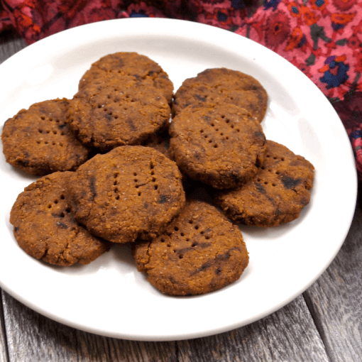 Chai Latte Pumpkin Cookies by healthy helper - YumTum 7 feature