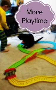 More Playtime - Cats Vs toddlers