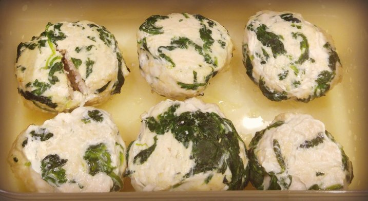Turkey & Spinach Meatball