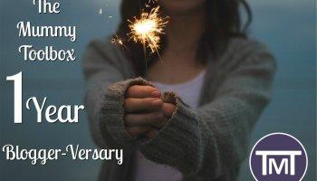 TMT 1 year blogger-versary