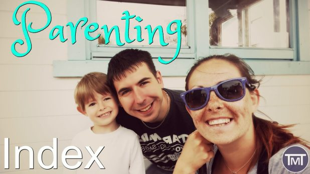 Never miss a parenting post again! - The parenting Index for The Mummy toolbox