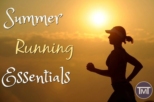 Summer Running Essentials - kit, tips and advice for running in the summer and being able to progress in the heat