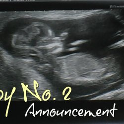"""Another bun in the oven for us over at The Mummy Toolbox and we are excited! Here's how we """"decided"""" to brave another and get lucky!"""