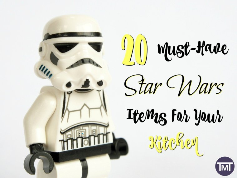 20 must have star wars kitchen items