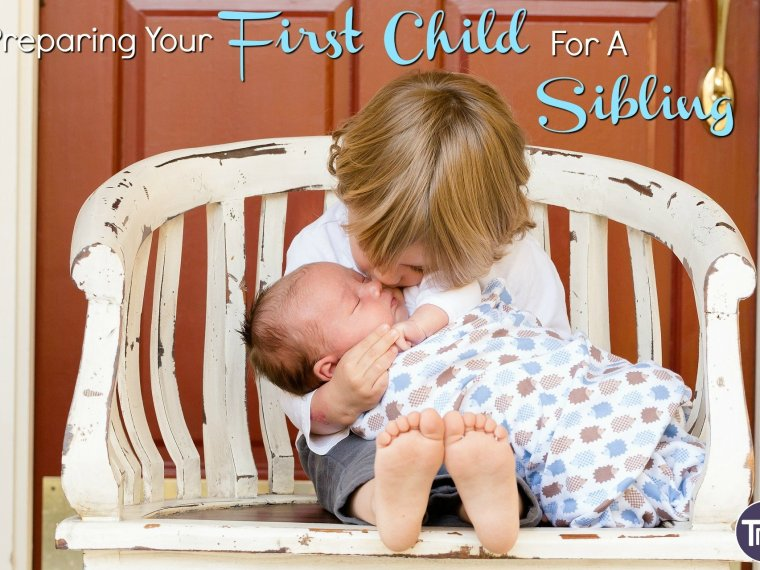 preparing your first child for a sibling feature