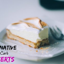 11 imaginative low carb desserts