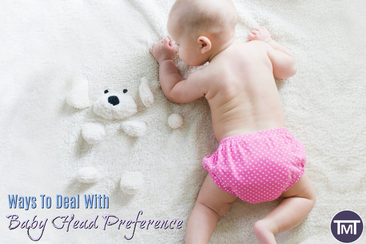 Ways To Deal With Baby Head Preference
