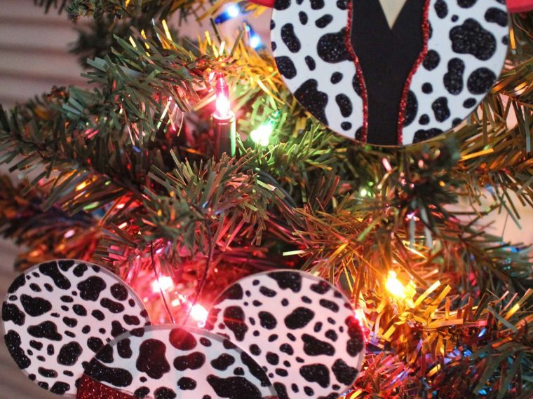 101 Dalmatians Disney Inspired Christmas
