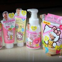 HIYA PURE Hello Kitty range- Review + giveaway