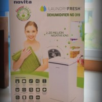 Novita LaundryFresh® Dehumidifier review