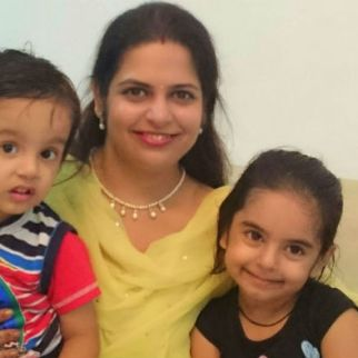 """""""Motherhood"""" is like an honorary badge that has empowered me holistically. It is my journey from a fragile, naive, timid girl to a strong, mature and a confident person. It is infact an expression of my unconditional, unadulterated love for my kids, Shreeya and Atharv. It is a promise, a proclaimation of a mother: """"no matter what happens, I will withstand all odds for you both."""" In a nutshell, Motherhood for me is a lifetime experience where each day comes as a boon to self-appraisal and leads to self-reformation.- Dr Sonal"""