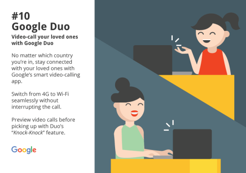 10. Google Duo