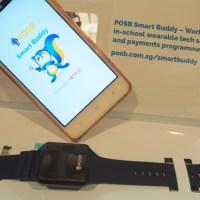 POSB Smart Buddy Cashless Payment Programme!