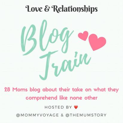 Blog Train for valentine's day