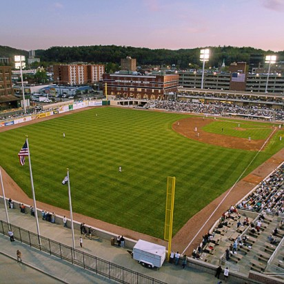 Mayor Danny Jones leads a team committed to not only bringing its own residents back to the heart of Charleston, but to promoting the city as a cultural and recreational destination as well. One of their many successes had been the opening of Appalachian Power Park, a Minor League Baseball field, in 2005. (Photos provided)