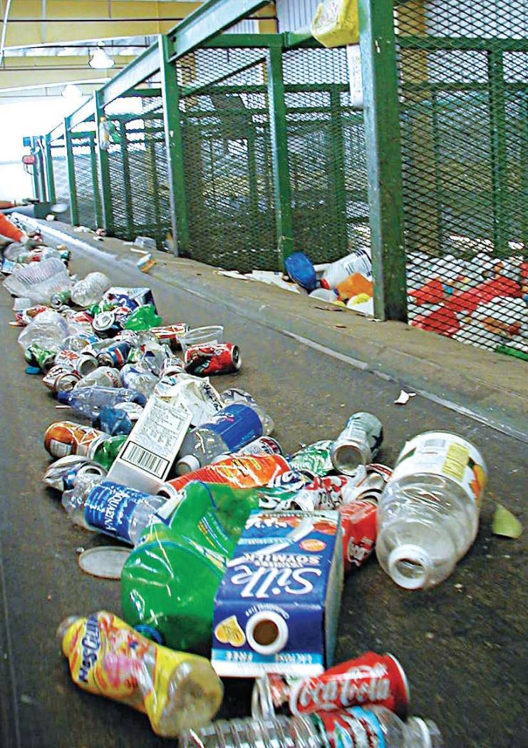 Single stream recycling has made recycling easier, encouraging more people to take part.