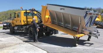 Interchangeable bodies provide municipalities the flexibility they must have for every season. (Photo provided)
