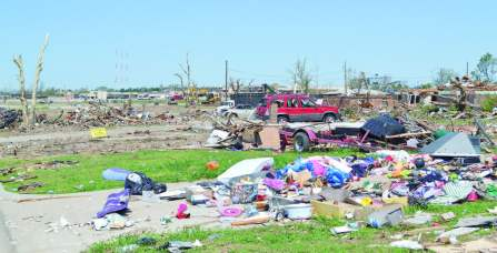After five major tornado incidents in five years, emergency personnel in Moore, Okla., now conduct exercises with schools and hospitals to ensure both are prepared for a similar event.
