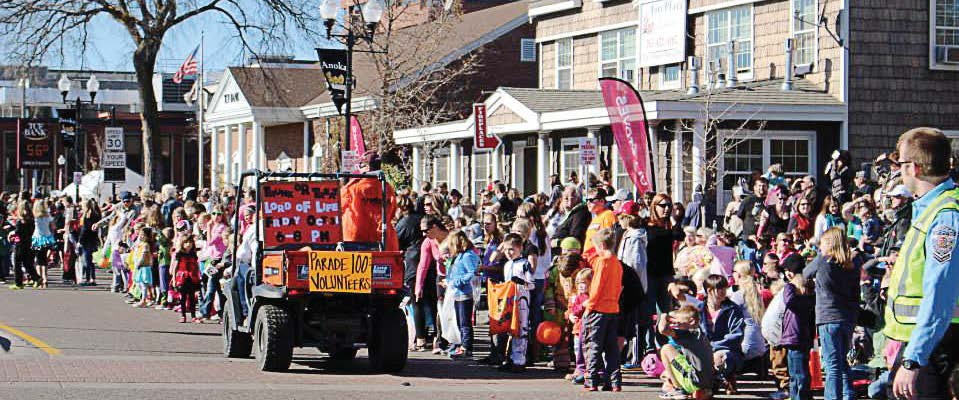 Anoka Halloween Inc., a nonprofit, all volunteer organization, organizes the festivities nowadays. (Photo provided)