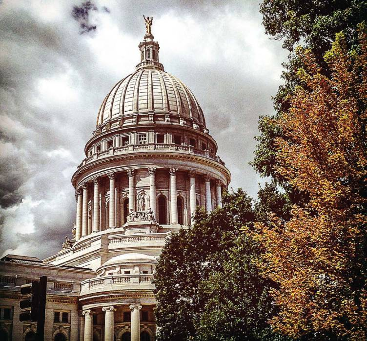 Once the legislative session resumes at the Capitol in Madison in January, representatives from the Leagues of Wisconsin Municipalities will be there to introduce legislature to put a halt to the dark store strategy being employed by chain store retailers in the state. (Photo provided)