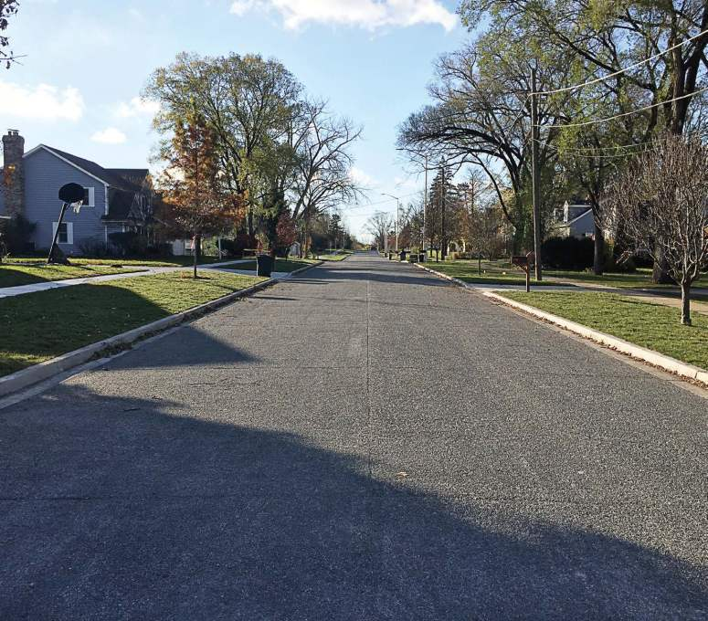 green roadway alternatives