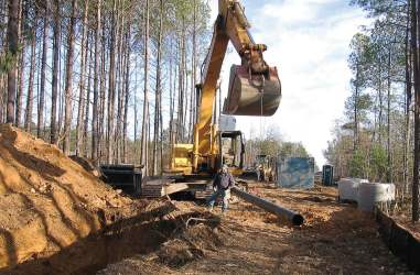 A public/public partnership with the city of Gainesville, city of Flowery Branch and the town of Braselton in regards to sewer service has been particularly beneficial for Oakwood, Ga. (Photo provided by city of Oakwood, Ga.)