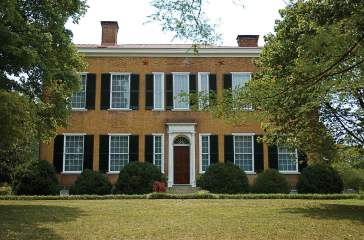 """My Old Kentucky State Home Park features Federal Hill, which was made famous by Stephen Foster, the composer of """"Camptown Races"""" and """"Oh! Susanna."""" Federal Hill was a farm with a mansion owned by a United States senator related to Foster. (Photo provided by Bardstown Tourism)"""