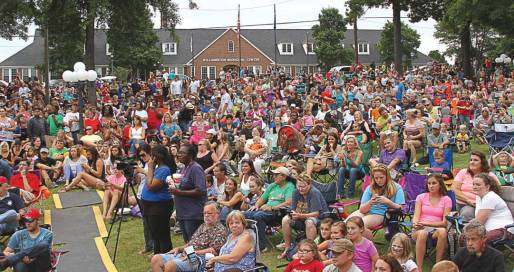 Williamston, S.C., hopes to attract visitors to enjoy its historic parks, regional events and simply have fun. (Photo provided)