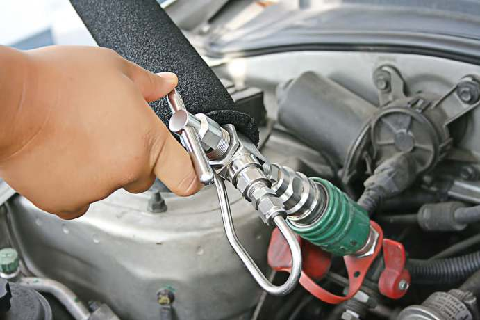Preventative maintenance, like with any other fuel station, is key to maintaining natural gas stations, making it important to follow manufacturer guidelines. (Shutterstock. com)