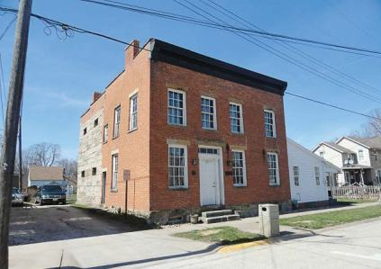 Knoxville's old jail was the site of the only legal hanging in Knox County. It featured primitive solitary confi nement cells on the fi rst floor and two cell blocks on the second floor. The jailer and his family's living quarters are joined to the cell block. (Photo provided)